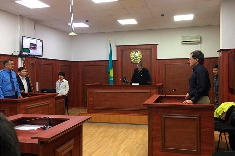 Almatyda 22 jastaǵy Anastasııa Galeevany óltirgender sottaldy