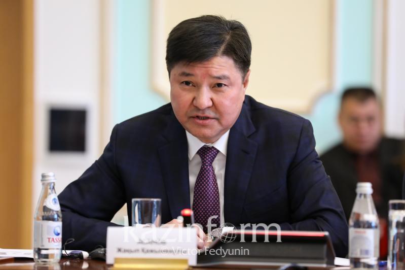 Жакип Асанов взял на личный контроль обращения в общественную приемную партии «Nur Otan»