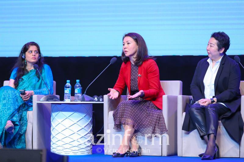 Ляззат Танысбай рассказала интересные детали объявления конкурса на съемки сериала «Абай»