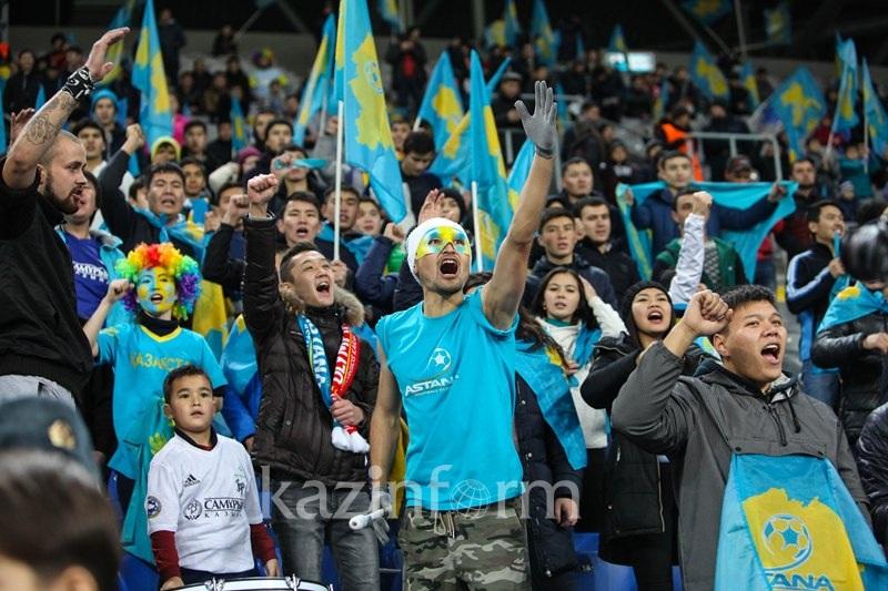 Названа стоимость билетов на матч «Астана» — «Манчестер Юнайтед»