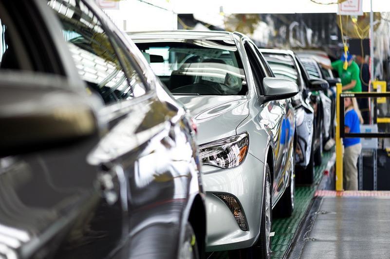 8月分哈萨克斯坦汽车销售总额达600亿坚戈