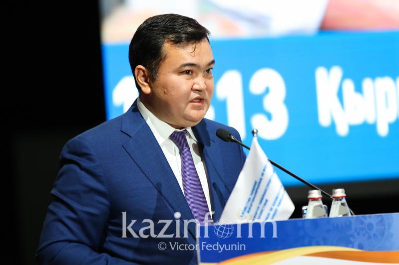 В казахстанском автомобилестроении наблюдается колоссальный рост – Женис Касымбек