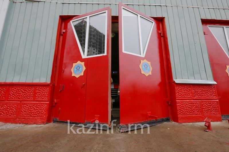 В Алматы не хватает 17 пожарных депо - ДЧС