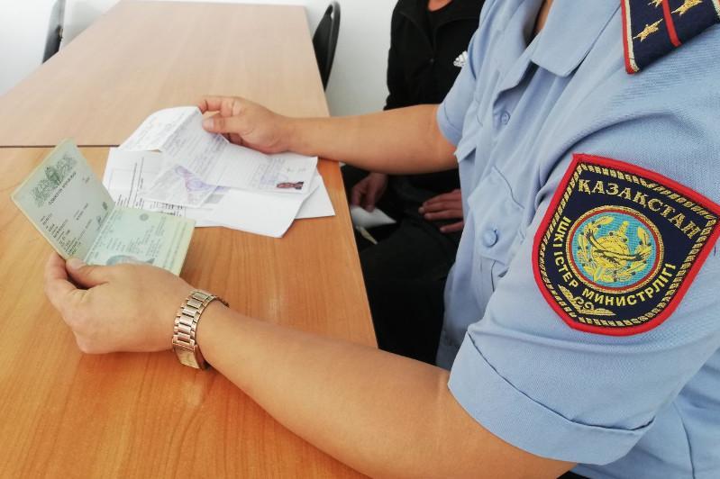 Восемь нелегалов выдворили из страны в Северном Казахстане