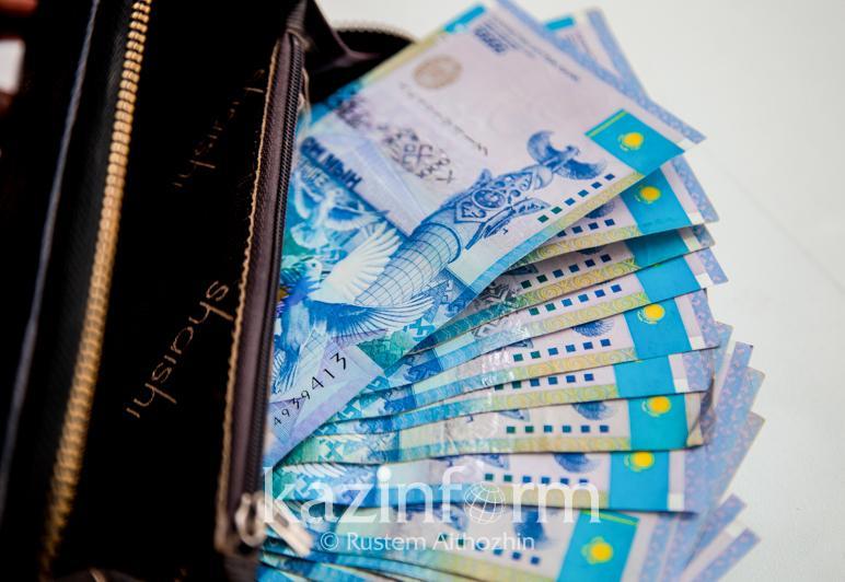 7月哈萨克斯坦国民人均收入增长6.9%