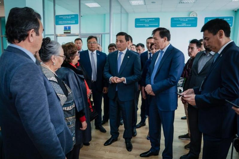 «Open аkimat» открыли в Нур-Султане