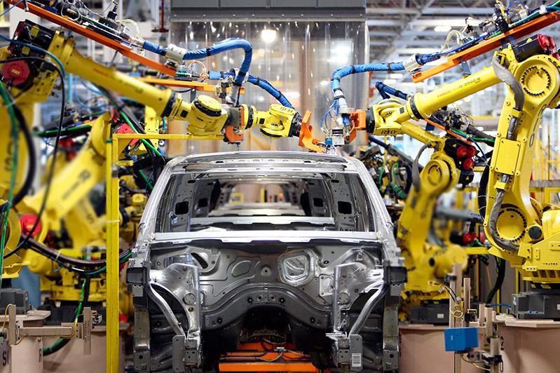 Объемы производства в машиностроении выросли на 18% в 2019 году