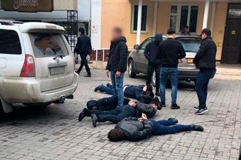 Сотрудники КНБ пресекли деятельность преступной группы в столице Казахстана