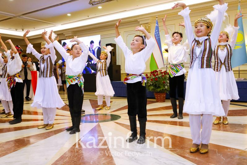 Nur-Sultan celebrates 28th anniversary of Uzbekistan independence