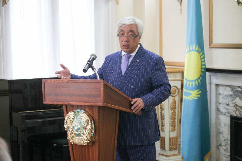 Kazakh President's state-of-the-nation address discussed in London