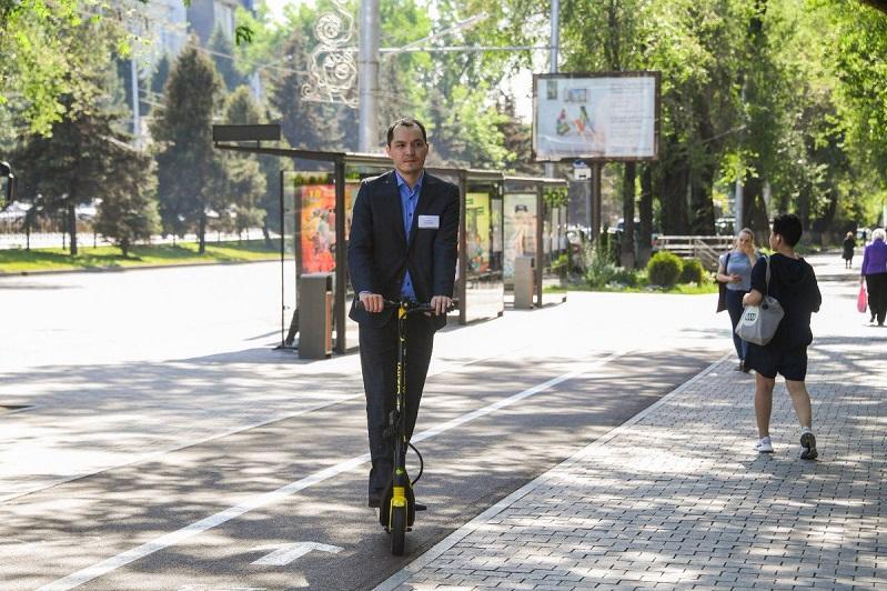 Запуск проката электросамокатов в Алматы отложен