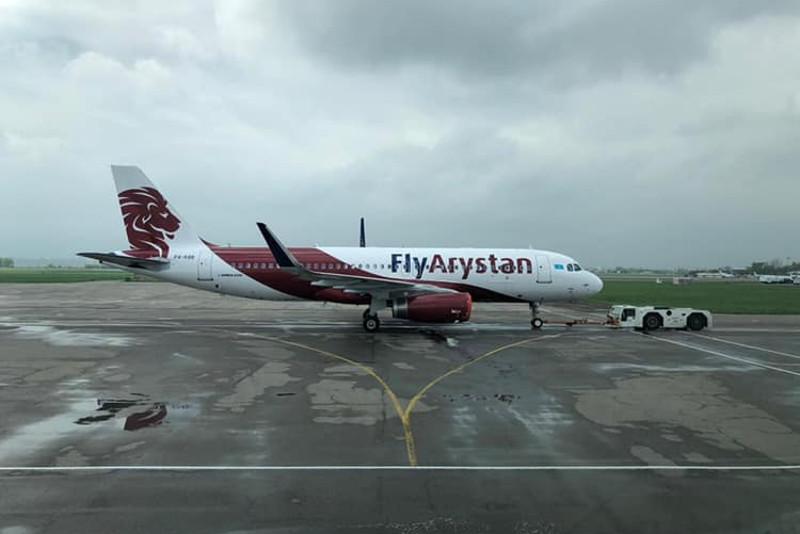 FlyArystan: Келер жылы Ақтөбе - Нұр-Сұлтан рейсі іске қосылады