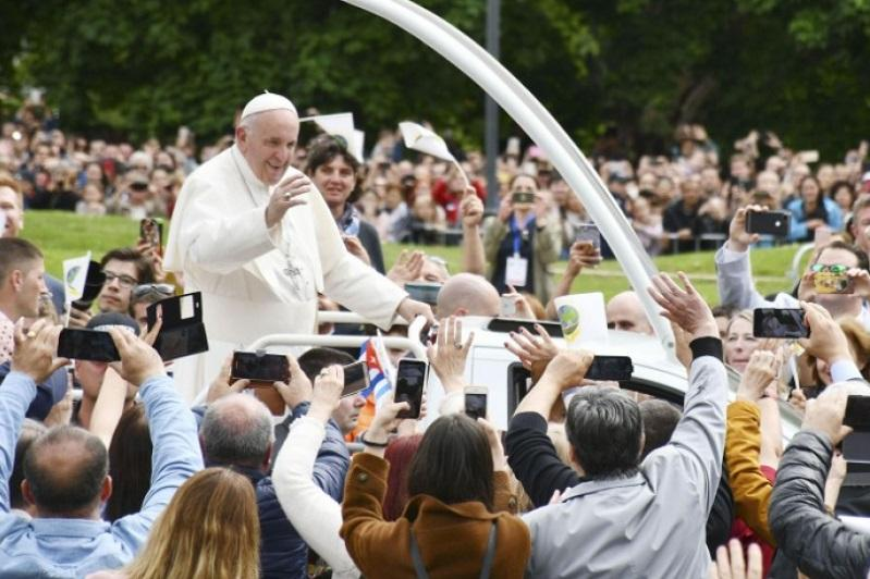 Pope Francis to visit Japan on Nov. 23-26 after trip to Thailand