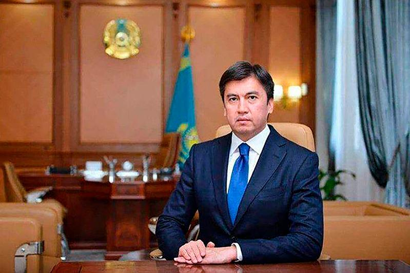 Adviser to Kazakh PM named