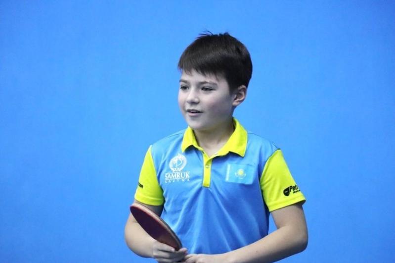 Алан Құрманғалиев 2019 жылдың үздік жас теннисшісі атанды