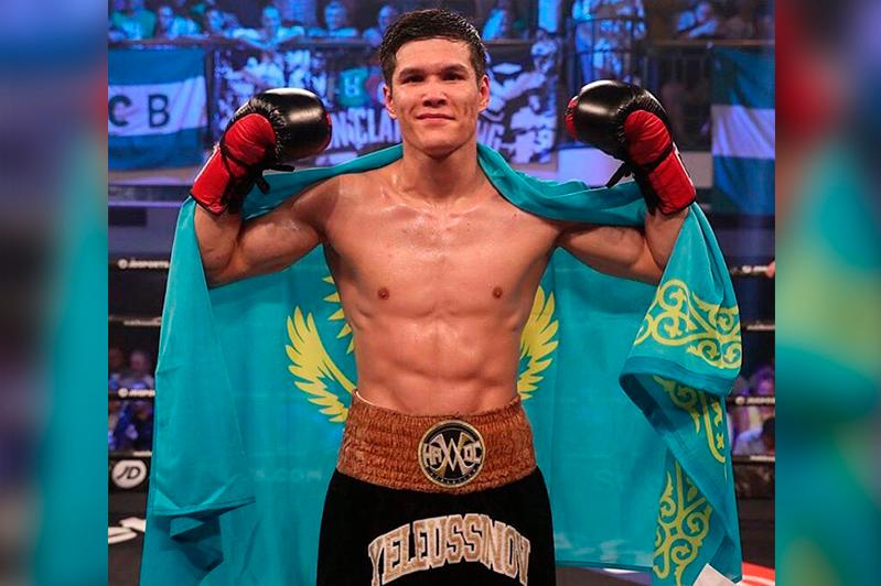 Kazakhstan's Yeleussinov knocks out undefeated Reshard Hicks