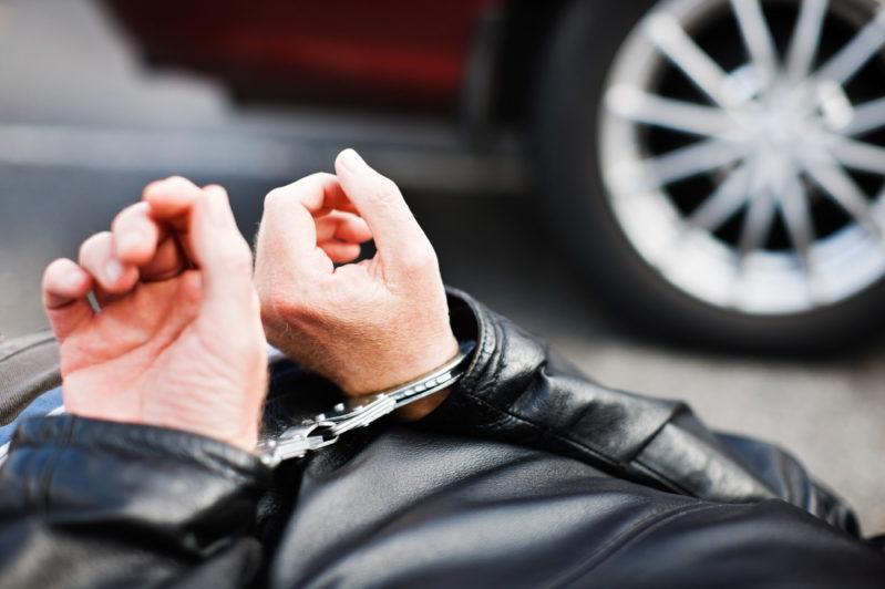 Обокравший Дмитрия Баландина вновь задержан