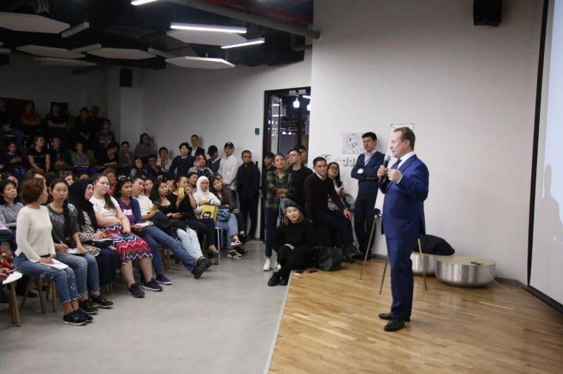 Мотивационные курсы для будущих и начинающих бизнесменов начались в Алматы