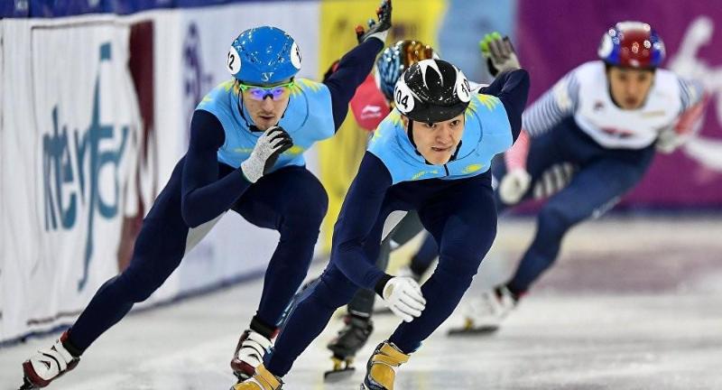 Шорт-трек: Абзал Әжіғалиев Ресей Федерациясының кубогінде чемпион атанды