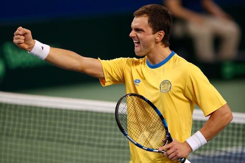 Теннис: Голубев пен Недовесов Ыстанбұлдағы турнирде жеңімпаз атанды