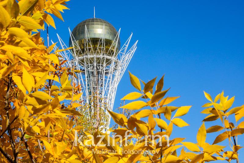 Погода без осадков на большей части Казахстана в воскресенье