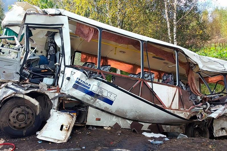 Yaroslavl bus accident death toll rises to eight