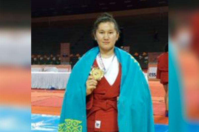 Самбодан Азия чемпионаты: Қазақстандық жасөспірім қыз жеңімпаз атанды