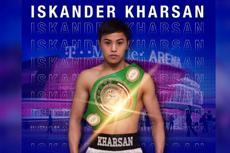 Ескендір Харсан жеңіліп көрмеген америкалық боксшыны нокаутқа жіберді