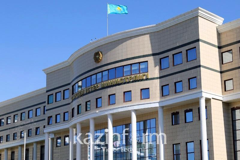 Kazakhstan welcomes accession of Uzbekistan into Turkic Council, MFA