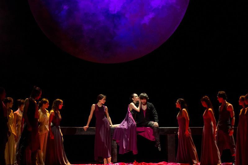 《大草原遗产》舞剧在伦敦演出取得成功