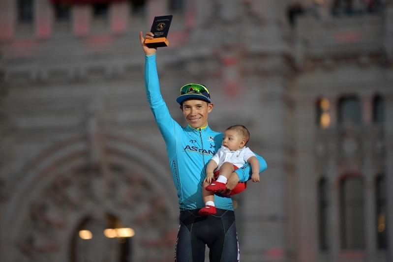 Vuelta a España: Astana's Lopez 5th in final classification