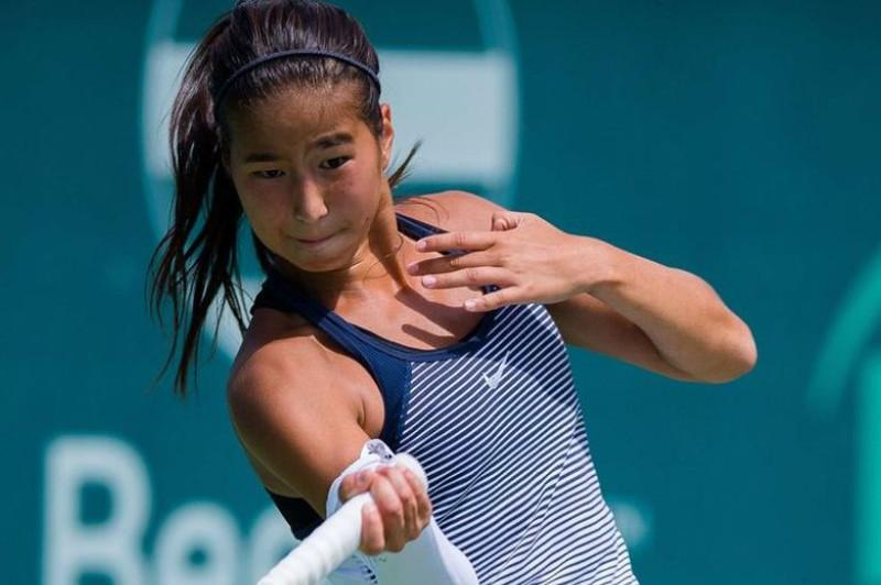 Kazakh Kulambayeva absolute winner of Anning ITF World Tennis Tour