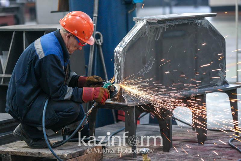 哈萨克斯坦工伤事故伤亡人数减少13%