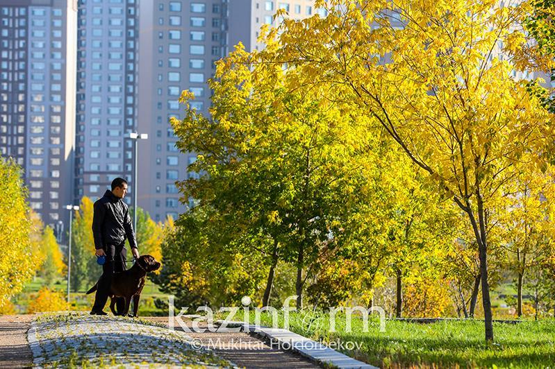 Most regions of Kazakhstan to enjoy warm weather