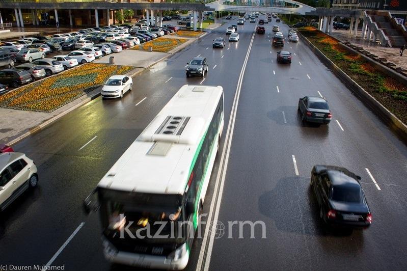 «Astana LRT» предлагает ужесточить наказание за ДТП с участием автобусов