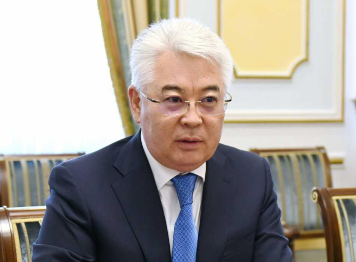 外交部长谈总统访华之行:在新阶段加强友谊和伙伴关系