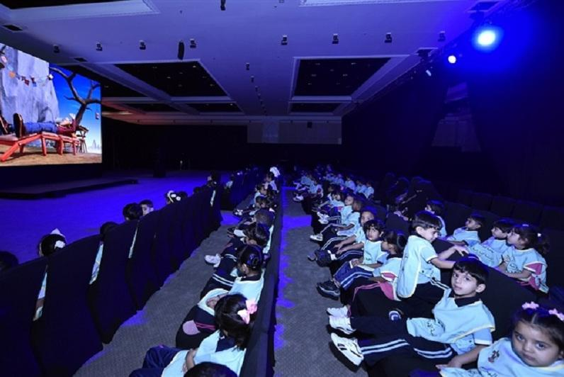 7th Sharjah International Film Festival for Children and Youth kicks-off this October