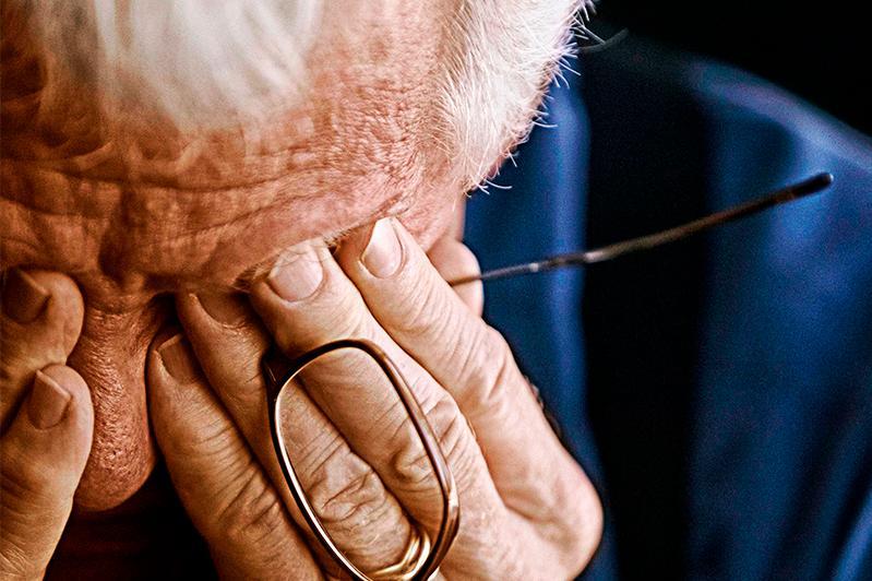 Страдающего потерей памяти пенсионера разыскали в Алматинской области