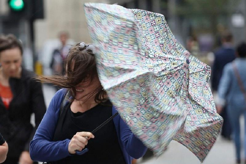 Strong wind to hit three regions of Kazakhstan
