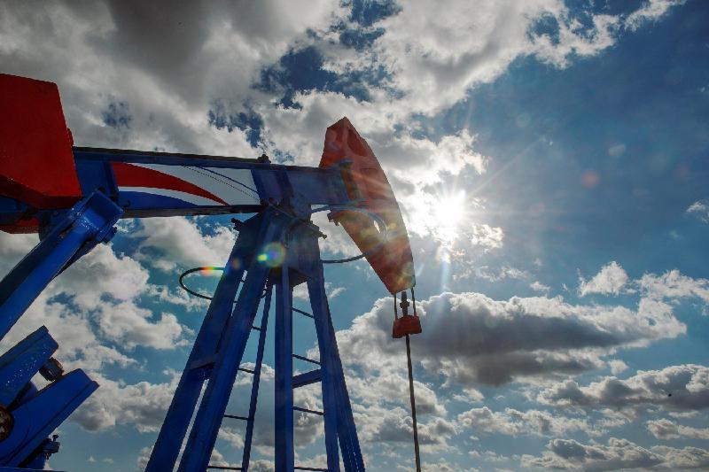 国际油价16日大幅上涨