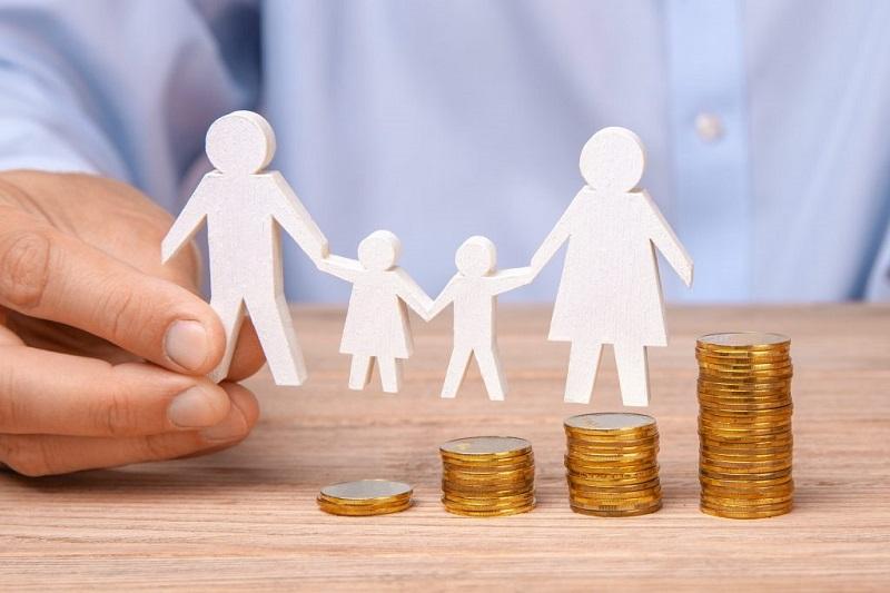 В каких областях Казахстана зафиксирован самый большой доход среди семей