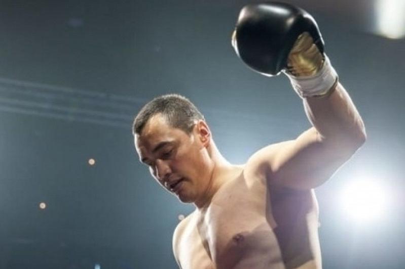 Kazakh heavyweight Kossobutskiy KOs Machimana