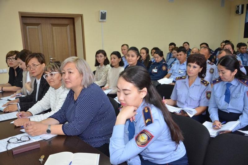 Латиницу будут изучать карагандинские полицейские