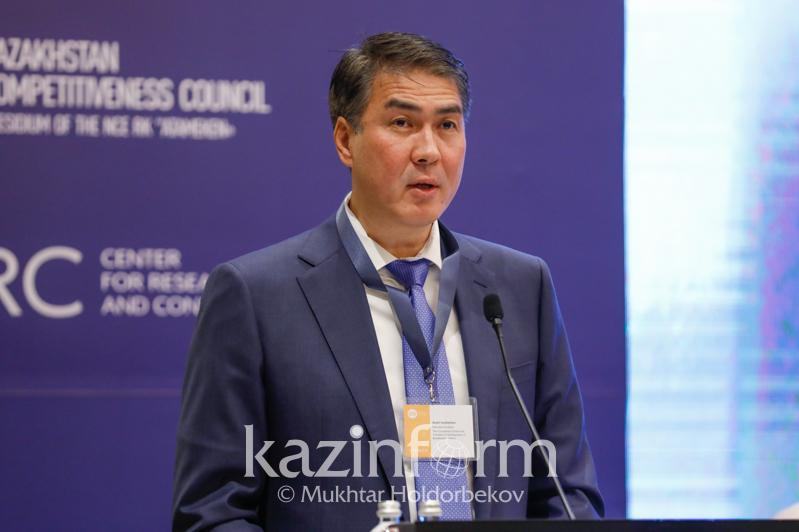 IWEP to become region's leading think tank   - Asset Issekeshev