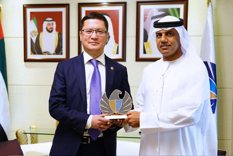 Dubai, Kazakhstan explore mutual cooperation