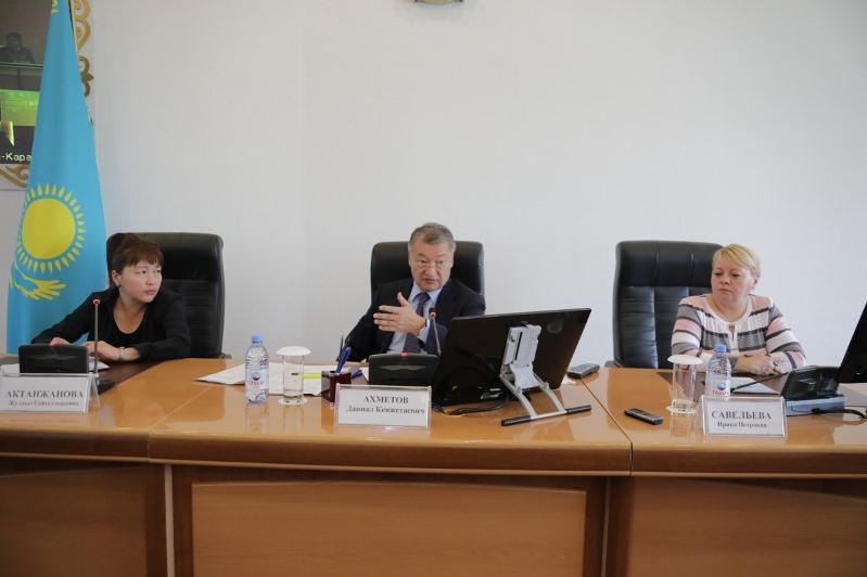 Аким ВКО предложил разработать законодательные инициативы по детским центрам специальных соцуслуг