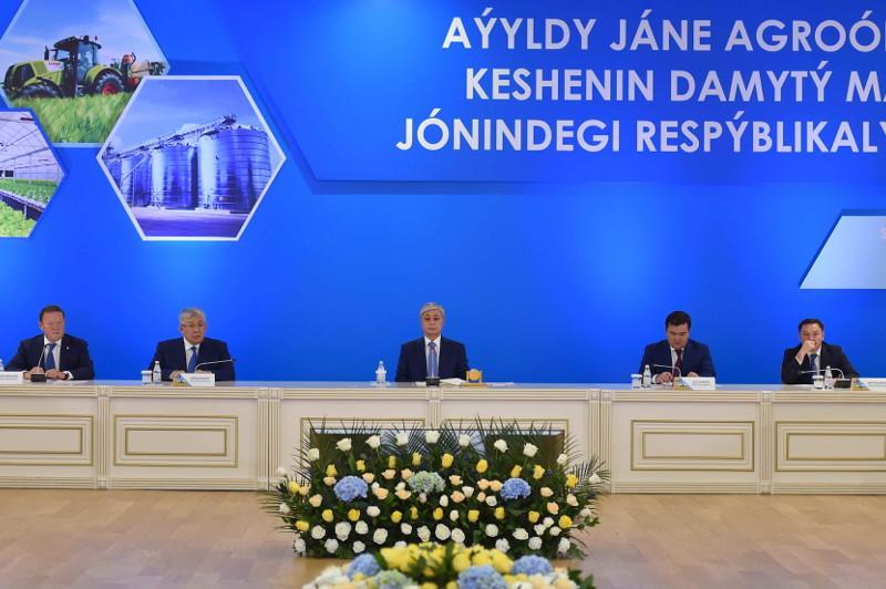 Обеспечить жесткий контроль за контрафактной продукцией поручил Президент РК