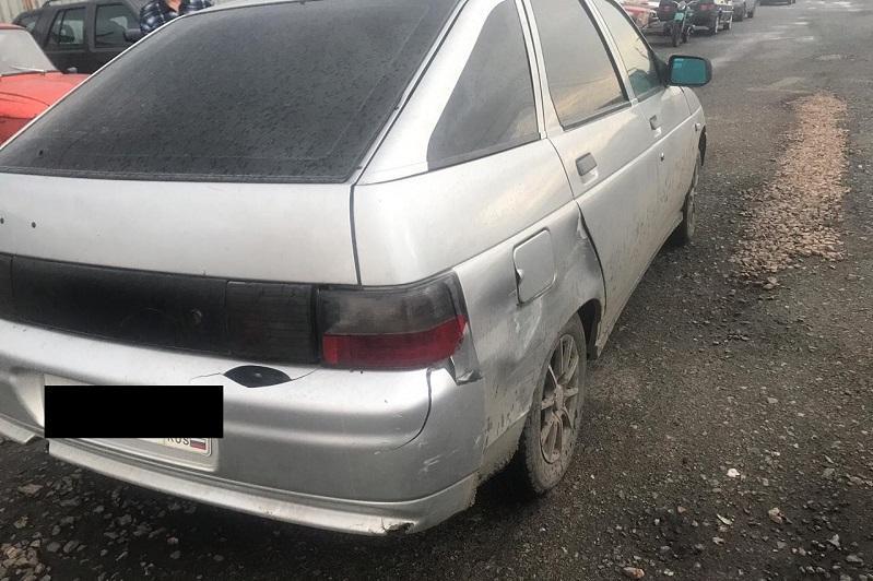 Совершил ДТП и скрылся: двое суток искали водителя полицейские СКО