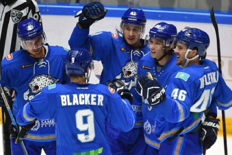 KHL: Barys secures shutout win over Spartak