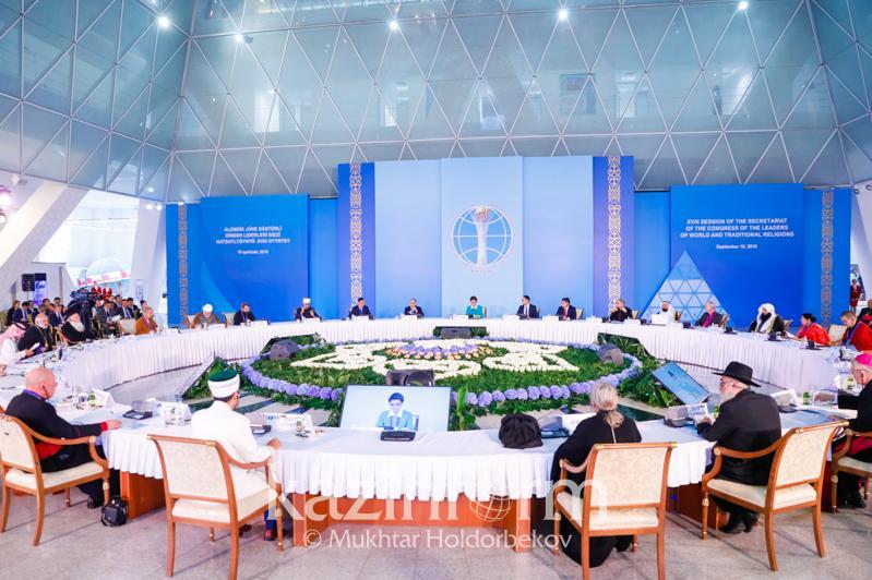 Разработать гимн Съезда лидеров мировых и традиционных религий предложили в Нур-Султане